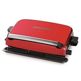 George Foreman Convertible Easy To Clean Grill