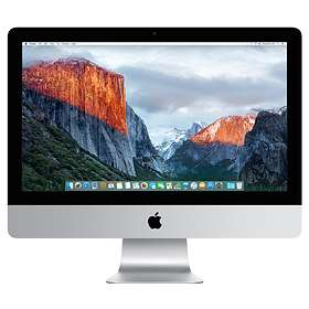 Apple iMac  - 1.6GHz DC 8GB 1TB 21.5""