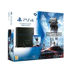 Sony PlayStation 4 1TB (incl. Star Wars: Battlefront)