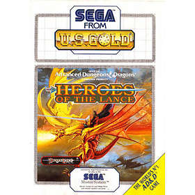 Heroes Of The Lance (Master System)