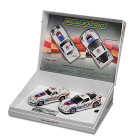 Scalextric 60 Years of Corvette 2-Pack (C3368A)