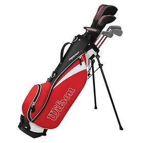 Wilson Prostaff HDX Junior (11-14 Yrs) with Carry Stand Bag