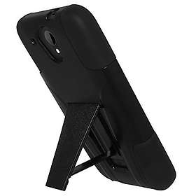 Amzer Double Layer Hybrid Case with Kickstand for HTC Desire 520