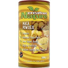 Creative Nature Organic Peruvian Maca Root Powder 300g