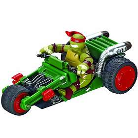 Carrera Toys GO!!! Teenage Mutant Ninja Turtles Turtle Trike Raphael (61286)