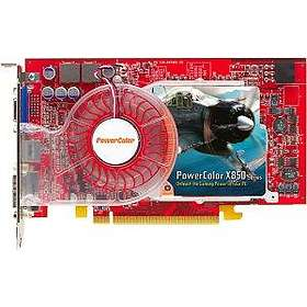 PowerColor Radeon X850 XT VIVO 2xDVI 256MB