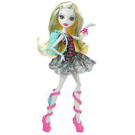 Monster High Dance Class Lagoona Blue Doll Y0434
