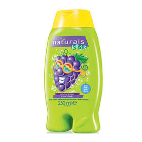 AVON Naturals Kids Body Wash & Bubble Bath 250ml