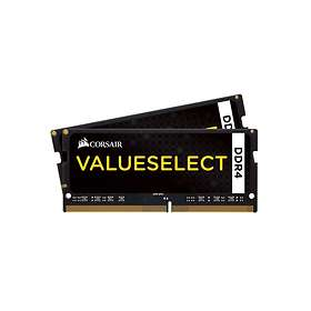 Corsair Value Select SO-DIMM DDR4 2133MHz 2x8Go (CMSO16GX4M2A2133C15)