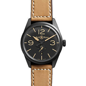 Bell & Ross BR Automatic 123 Heritage Leather
