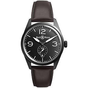 Bell & Ross BR Automatic 123 Original Carbon Leather