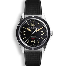 Bell & Ross BR Automatic 123 Sport Heritage Rubber