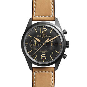 Bell & Ross Vintage BR Chronograph 126 Heritage Leather