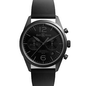 Bell & Ross Vintage BR Chronograph 126 Phantom Rubber