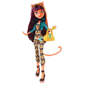 Monster High Freaky Fusion Cleolei Doll BJR39
