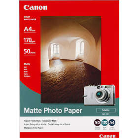 Canon MP-101 Matte Photo Paper 170g A4 50st
