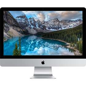 Apple iMac  - 4.0GHz QC 8GB 1.02TB 27""