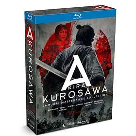 Akira Kurosawa - Samurai Masterpiece Collection