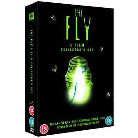 The Fly - 5 Film Collector's Set