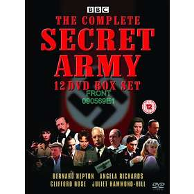The Complete Secret Army 12 DVD Box Set (UK)
