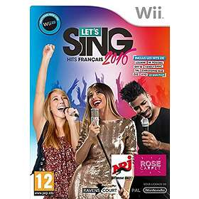 Let's Sing 2016 : Hits Français (Wii)