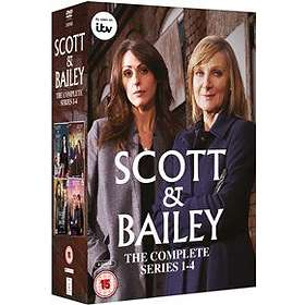 Scott & Bailey - The Complete Series 1-4