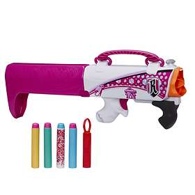 NERF Rebelle Secrets And Spies Secret Shot Blaster
