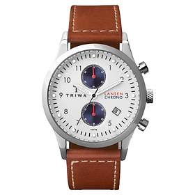 Triwa Duke Lansen Chrono Leather