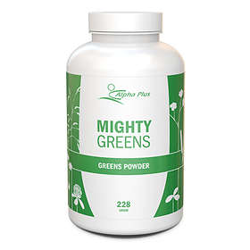 Alpha Plus Mighty Greens 228g