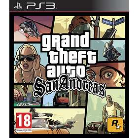 Grand Theft Auto: San Andreas