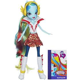 My Little Pony Equestria Girls Rainbow Rocks Rainbow Dash Doll A6775