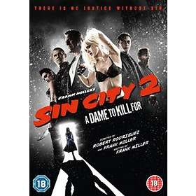 Sin City 2: A Dame to Kill For (UK)