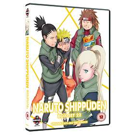 Naruto: Shippuden - Box Set 22 (UK)