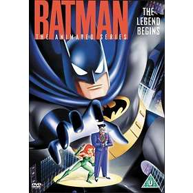 Batman - The Animated Series: The Legend Begins (UK)