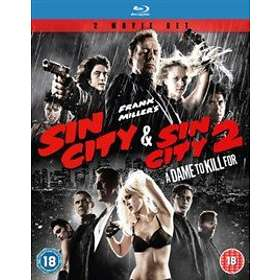 Sin City + Sin City 2: A Dame to Kill For (UK)