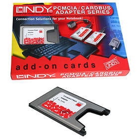 Lindy PCMCIA Card Reader for Compact Flash (70952)