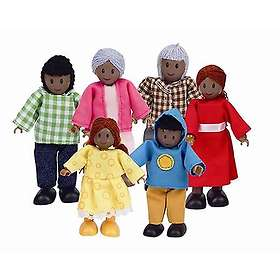 Hape Happy Family African American (E3501)