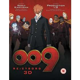 009 Re:Cyborg - Limited Edition (UK)