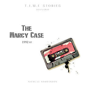 T.I.M.E. Stories: The Marcy Case 1992 (exp.)