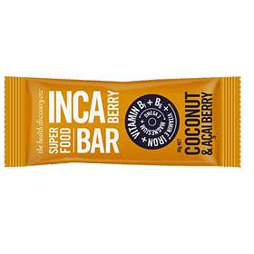 The Health Discovery Super Food Inca Bar 40g