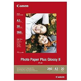 Canon PP-201 Photo Paper Plus Glossy II 260g A3 20st