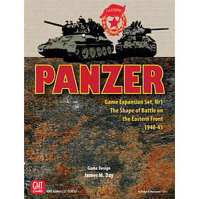 Panzer: The Shape of Battle on The Eastern Front (exp. 1)
