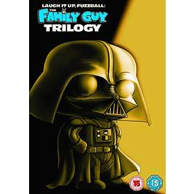 Laught It Up, Fuzzball: The Family Guy Trilogy (UK)