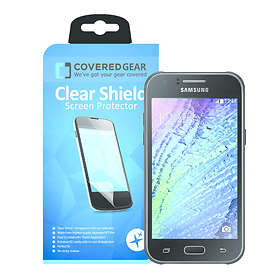 Coverd Clear Shield Screen Protector for Samsung Galaxy J1