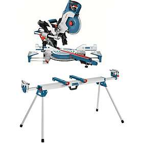 Bosch GCM 8 SDE with Stand
