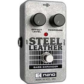 Electro Harmonix Nano Steel Leather Attack Expander (Bass)