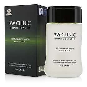 3W Clinic Homme Classic Moisturizing Freshness Essential Lotion 150ml