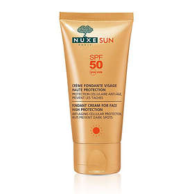 Nuxe Sun Fondant Cream For Face SPF50 50ml