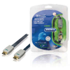 Bandridge Blue HDMI - HDMI High Speed with Ethernet 7,5m