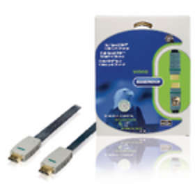Bandridge Blue HDMI - HDMI High Speed with Ethernet 15m